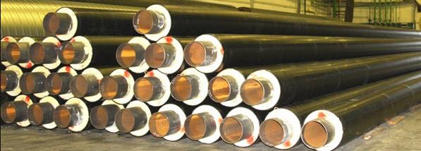 Трубы ППУ – современный способ снижения теплопотерь